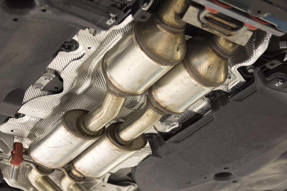 How Many Catalytic Converters are in a Ford F150 Truck