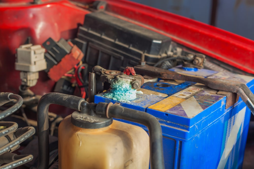 How to Fix Battery Terminal Corrosion