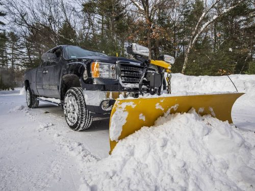 snow plow LED lights review