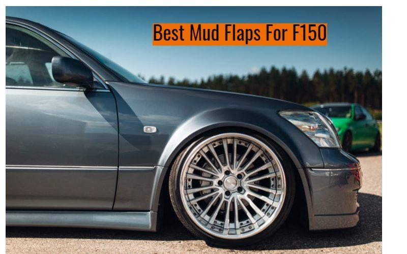 F150 Mud Flaps