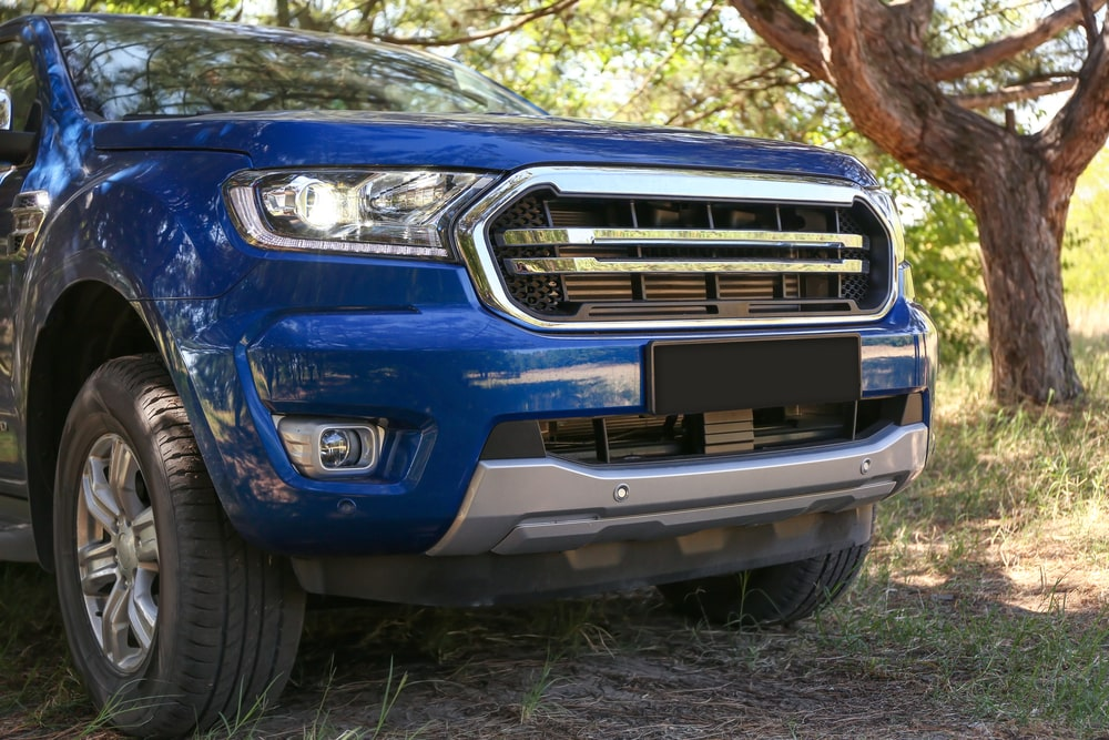 Step-by-Step Guide for Ford f250 grill replacement