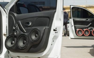 Dodge ram sound system upgrade