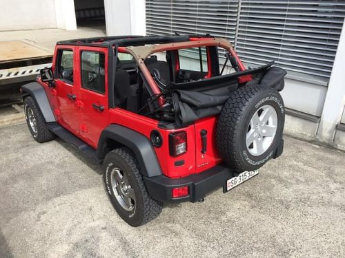 Jeep Soft Tops Review & buying guide