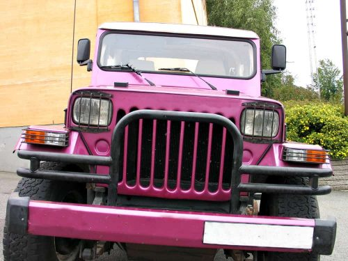 Review of pink jeep wrangler accessories