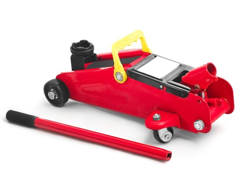 Trolley Jack vs Floor Jack Review & differences