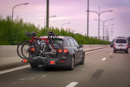 Subaru outback bike rack hitch