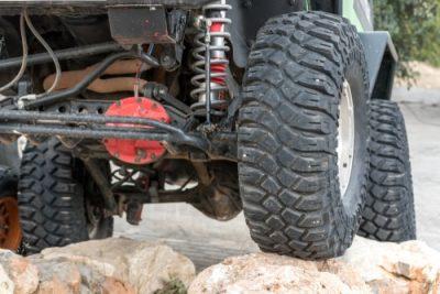 Jeep Xj best riding shocks