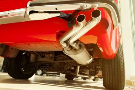 how to make exhaust deeper