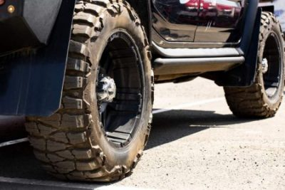 How to choose biggest tires on stock ram 1500 4wd
