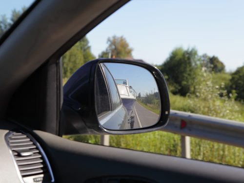 Ford OEM tow mirrors review